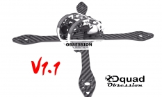 Dquad Obsession - FPV Frame - 210mm - 5