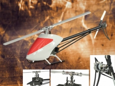 COMPASS 6HV Ultimate Flybarless - Barebone Kit